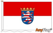 - HESSE ANYFLAG RANGE - VARIOUS SIZES